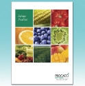 Capabilities brochure for a produce company.